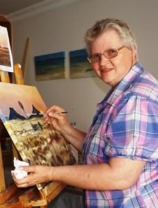 Mariette Maartens Painting